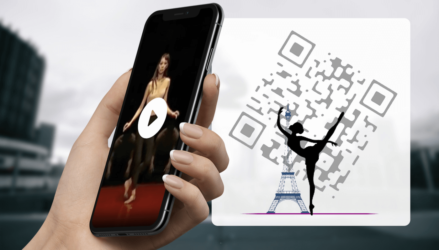 Conception de QR code design