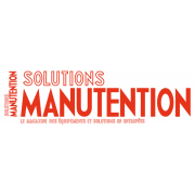 Solutions manutention. The magazine des équipements et des solutions de manutention
